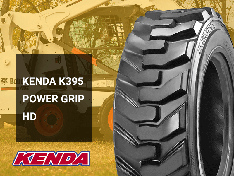 KENDA K395 POWER GRIP HD-01